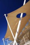 De bouwarchitectuur van de bouw hightec stock foto's