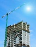 De bouwbouw royalty-vrije stock foto's