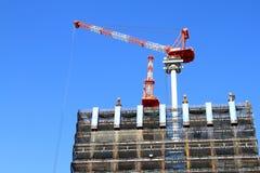 De bouwbouw stock foto's