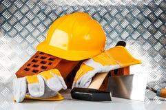 De bouwconcept Stock Afbeelding