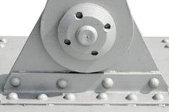De bouwelement van de fabriek Stock Afbeelding