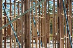 De bouwkader Stock Afbeeldingen