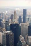 De bouwmening van Chrysler, New York Royalty-vrije Stock Afbeelding