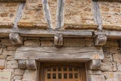 De bouwmethodes van het huis Royalty-vrije Stock Afbeeldingen
