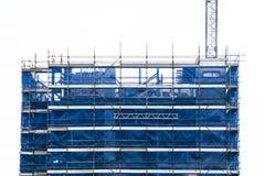 De bouwvooruitgang 131 Bij 47 Beane St Gosford September 2018 royalty-vrije stock foto's