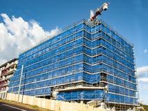De bouwvooruitgang 135 Bij 47 Beane St Gosford September 2018 royalty-vrije stock fotografie
