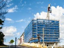 De bouwvooruitgang 137 Bij 47 Beane St Gosford September 2018 royalty-vrije stock fotografie