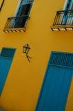 De bouwvoorzijde van Havana Royalty-vrije Stock Afbeelding