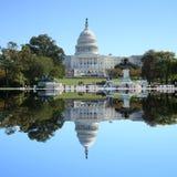 De bouwWashington DC van het Capitool van de V.S. Royalty-vrije Stock Afbeeldingen