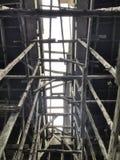 De bouwwerf. Royalty-vrije Stock Fotografie