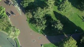De bovenkant schoot Park