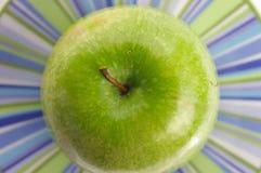 De bovenkant van de appel Royalty-vrije Stock Foto's