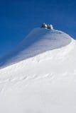 De bovenkant van de berg Stock Fotografie