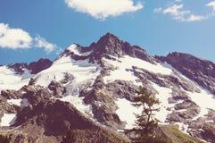De bovenkant van de berg Royalty-vrije Stock Afbeelding