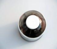De Bovenkant van de fles Stock Fotografie
