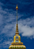 De bovenkant van de pagode. Royalty-vrije Stock Afbeeldingen