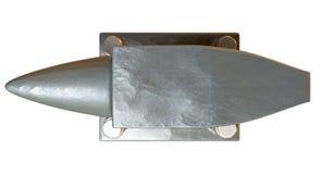 De Bovenkant van het staalaambeeld Royalty-vrije Stock Afbeelding
