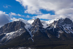De bovenkanten van de berg Royalty-vrije Stock Afbeelding