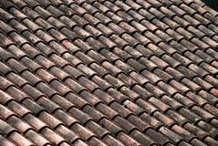 De bovenkanten van het dak van Frankrijk Stock Afbeeldingen
