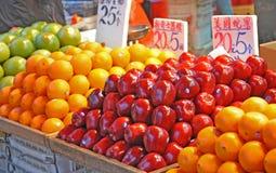 De box van het fruit royalty-vrije stock foto