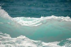 De boze Golf van het Schuim Royalty-vrije Stock Foto