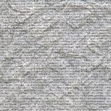 De brabbeltaalprintout van de computer op verfrommeld document Stock Afbeeldingen