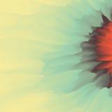 De Brand met Rook abstracte achtergrond Modern patroon Vector illustratie voor uw zoet water design Stock Foto's