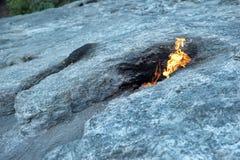 De branden van Yanartas Royalty-vrije Stock Fotografie