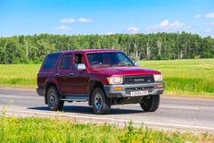 De Branding van Toyota Hilux royalty-vrije stock foto's