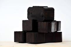 De brandstofenergie van de steenkool royalty-vrije stock foto
