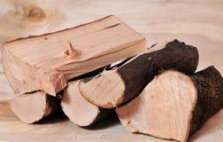 De brandstofenergie van het brandhout royalty-vrije stock fotografie