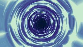 De brandtunnel produceerde naadloze lijn4k video