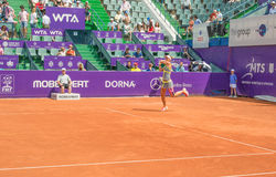 De BRD Boekarest OPEN - Dag 4 - 09 07 2014 Royalty-vrije Stock Foto's