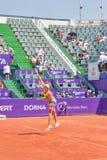 De BRD Boekarest OPEN - Dag 4 - 09 07 2014 Stock Foto's