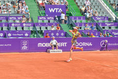 De BRD Boekarest OPEN - Dag 4 - 09 07 2014 Stock Fotografie