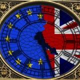 De Brexiteu negotiatons Royalty-vrije Stock Fotografie
