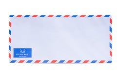 De brief van de envelop Royalty-vrije Stock Foto's