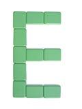 De brief van Mahjong Royalty-vrije Stock Afbeelding