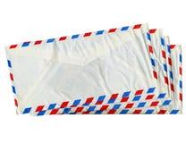 De brievenenvelop van de port Stock Foto