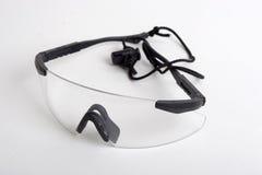 De bril van de veiligheid Stock Afbeeldingen