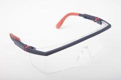 De bril van de veiligheid Stock Foto
