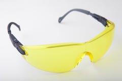 De bril van de veiligheid of van de sport Stock Fotografie