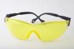 De bril van de veiligheid of van de sport Royalty-vrije Stock Foto's