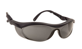 De bril van de veiligheid, zonnebril Royalty-vrije Stock Fotografie