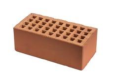 De briques de céramique épaissi par revêtement creux Images stock