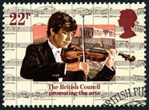 De Britse Raad die de Arts. bevorderen Stock Foto's