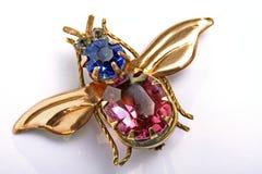 De broche van Antic, juwelen Royalty-vrije Stock Afbeelding