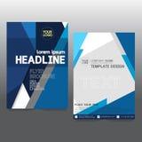 De brochure van de bedrijfs affichevlieger creativiteit abstract a4 document art. Royalty-vrije Stock Foto