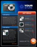 De brochure van de foto Royalty-vrije Stock Afbeelding