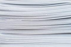De Brochures van de stapeladministratie Royalty-vrije Stock Afbeelding